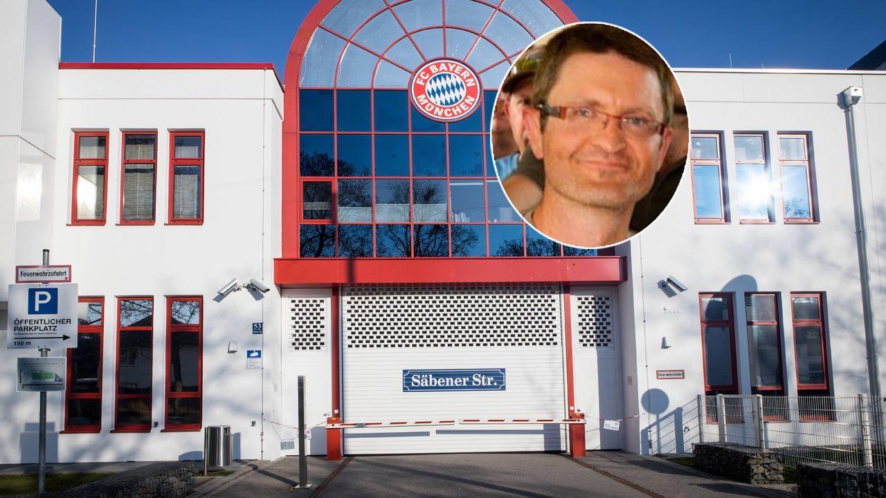 FC Bayern: Chefscout Laurent Busser - Bildquelle: imago images/M.Zettler