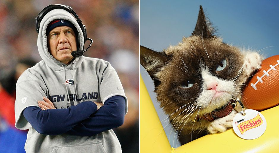"Bill ""Grumpy"" Belichick - Bildquelle: Getty Images"