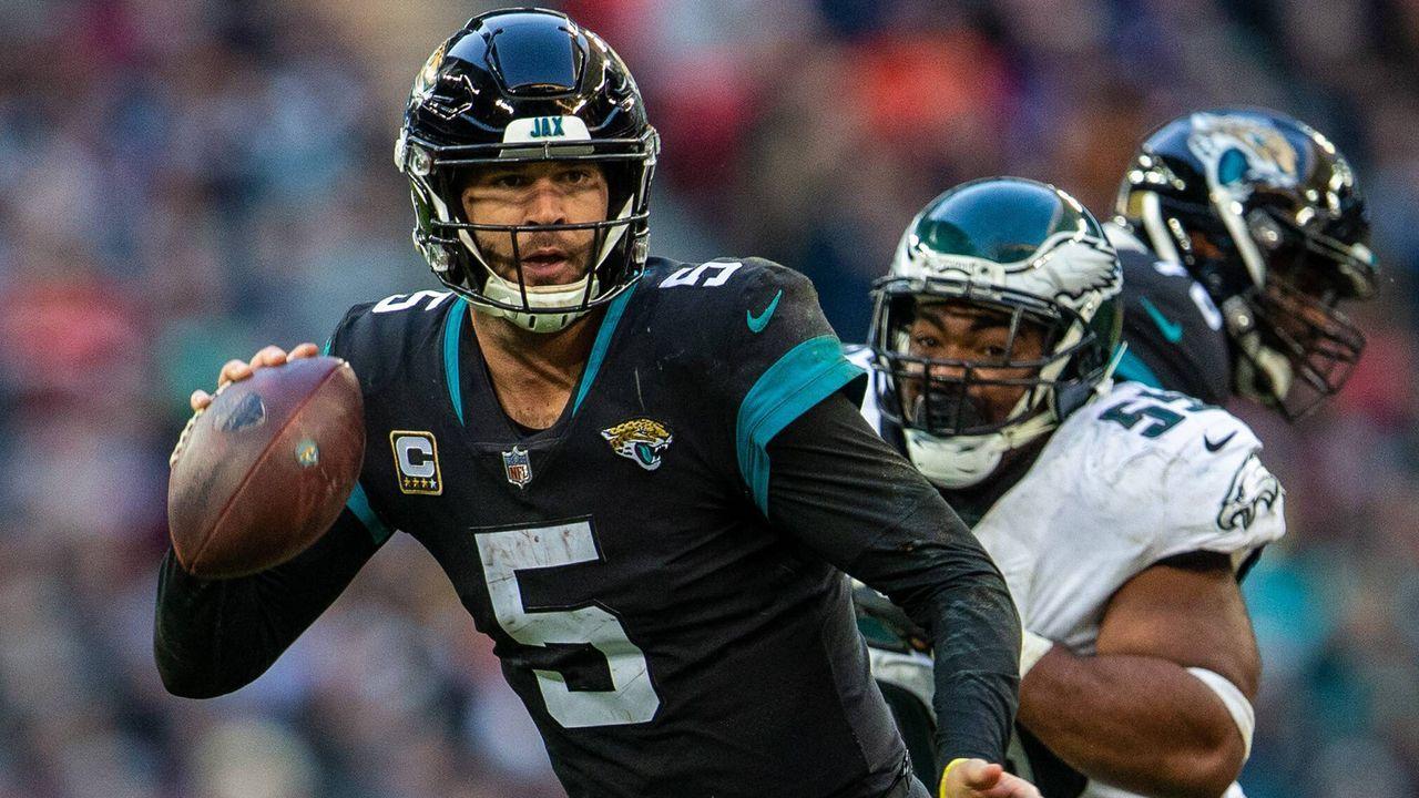 Jacksonville Jaguars (Verlierer) - Bildquelle: imago/Action Plus