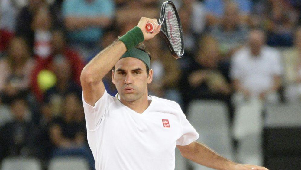 Roger Federer ist nach einjähriger Pause zurück - Bildquelle: AFPSIDRODGER BOSCH