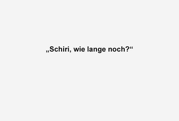 Wie lange noch? - Bildquelle: ran.de