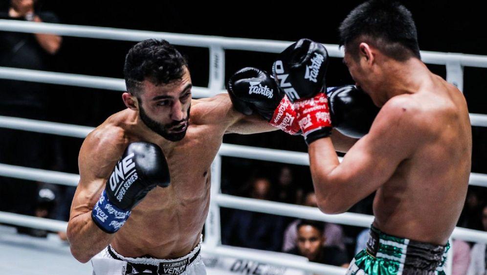 Giorgio Petrosyan (li.) kämpft im Grand-Prix-Finale um eine Million Dollar - Bildquelle: ONE Championship