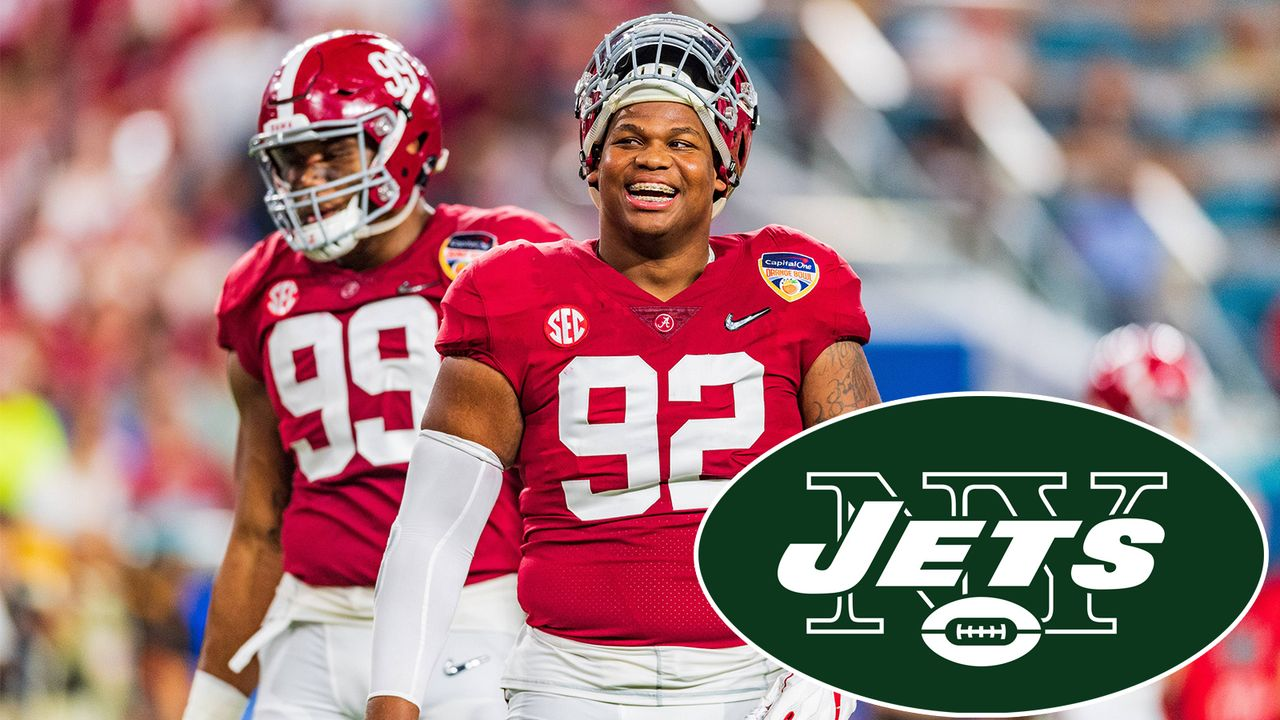 Pick 3: Quinnen Williams - New York Jets