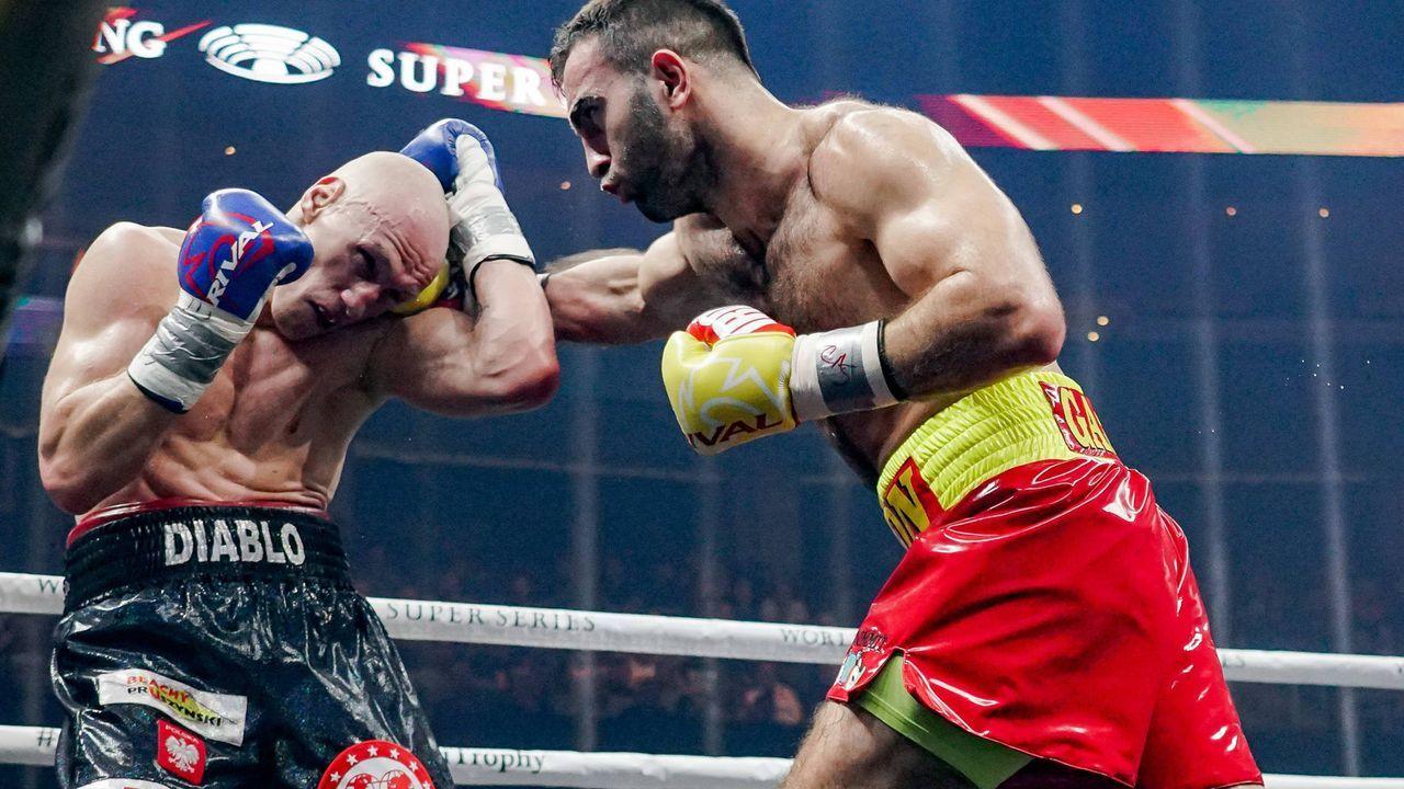 """Murat Gassiev: """"Iron"""" mischt das Cruisergewicht auf - Bildquelle: imago/ZUMA Press"""