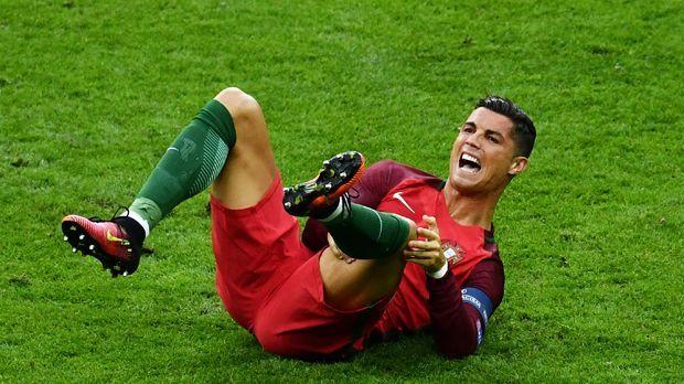 Cristiano Ronaldo - Bildquelle: 2016 Getty Images