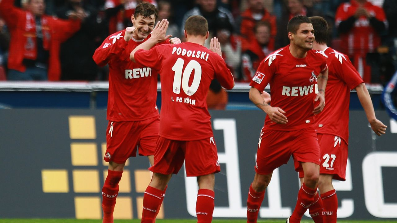 1. FC Köln (2010/11) - Bildquelle: 2010 Getty Images
