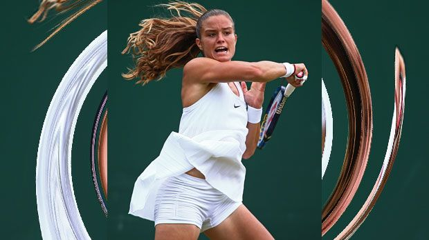 Maria Sakkari - Bildquelle: 2016 Getty Images