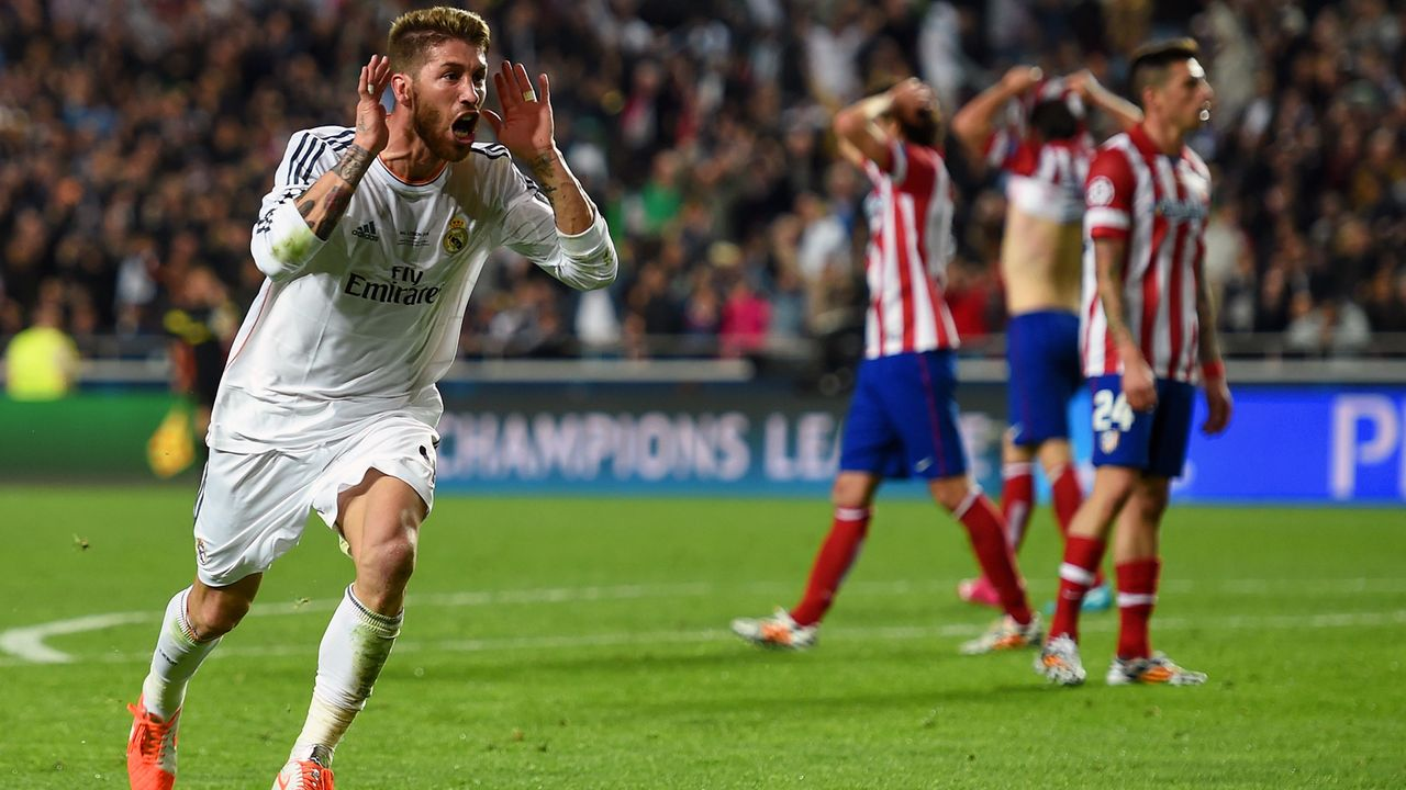 Sergio Ramos (Real Madrid) - Bildquelle: 2014 Getty Images