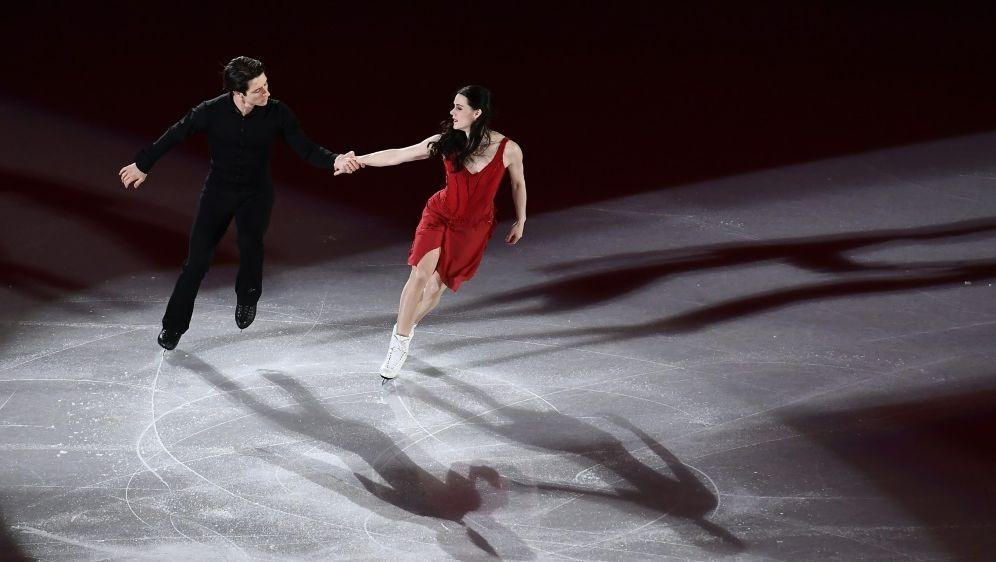 Essen bewirbt sich um Ausrichtung der Eiskunstlauf-EM - Bildquelle: AFPSIDARIS MESSINIS