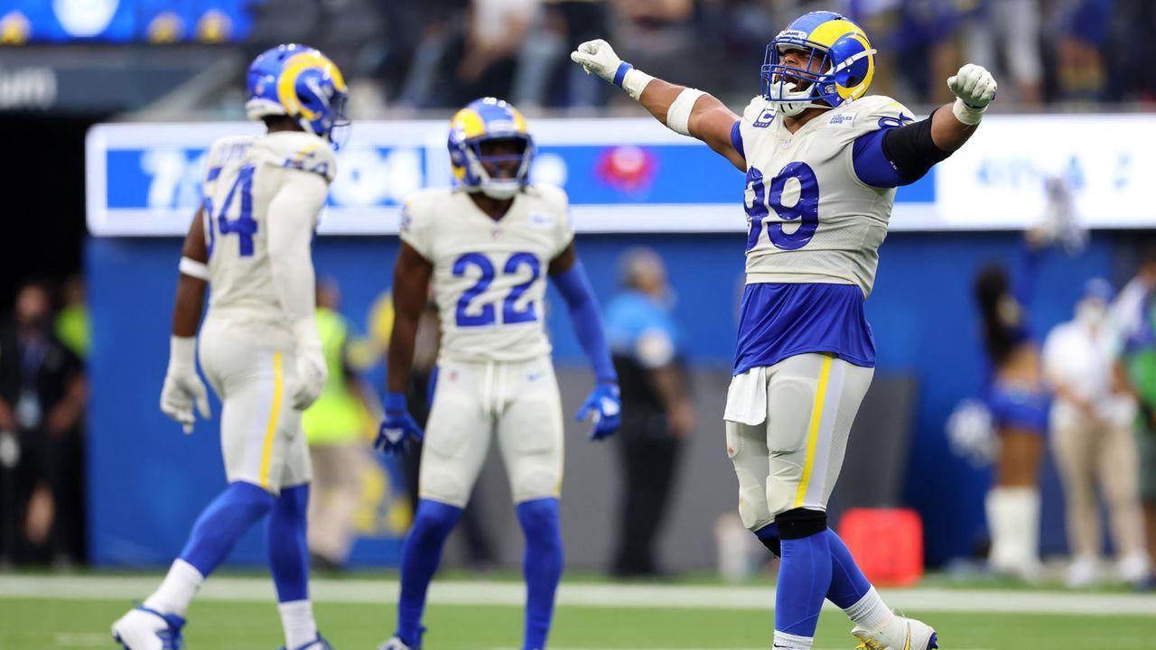 Los Angeles Rams - Bildquelle: 2021 Getty Images