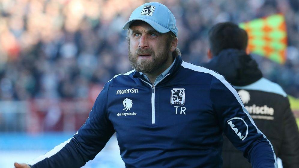 Daniel Bierofka bleibt bei seiner Rücktrittsentscheidung - Bildquelle: firo Sportphotofiro SportphotoSIDfiro SportphotoJan Fromme