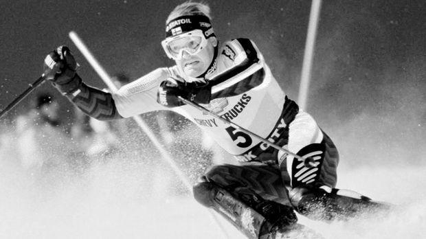 Olympiasieger Ski Alpin