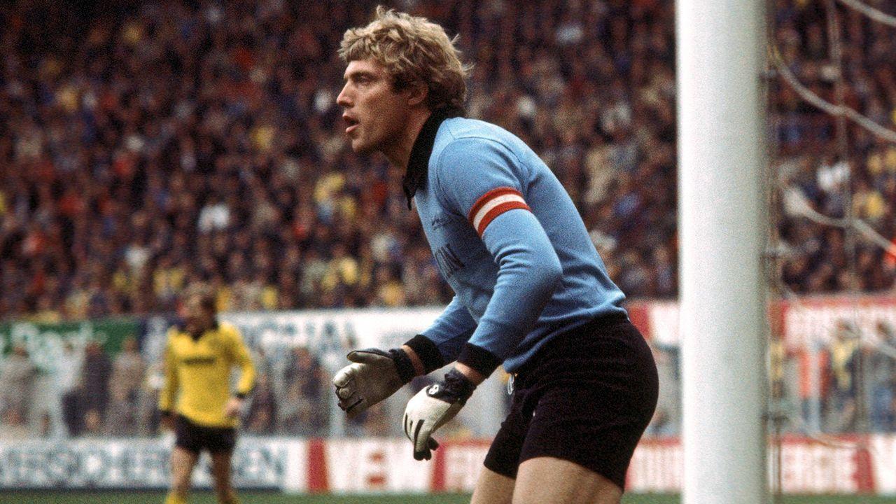 Horst Bertram (1971 - 1983) - Bildquelle: Imago Images