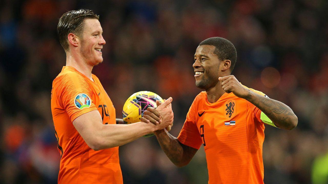 Gruppe C: Niederlande - Bildquelle: imago images/MIS