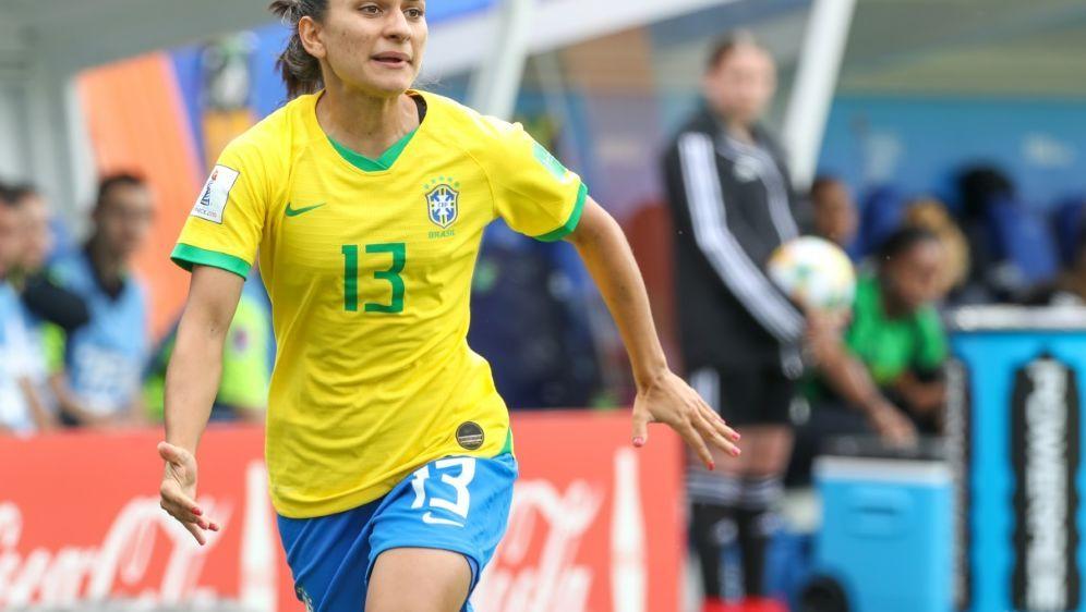 1. FFC Frankfurt holt Brasilianerin Santos - Bildquelle: AFPSIDVANESSA CARVALHO