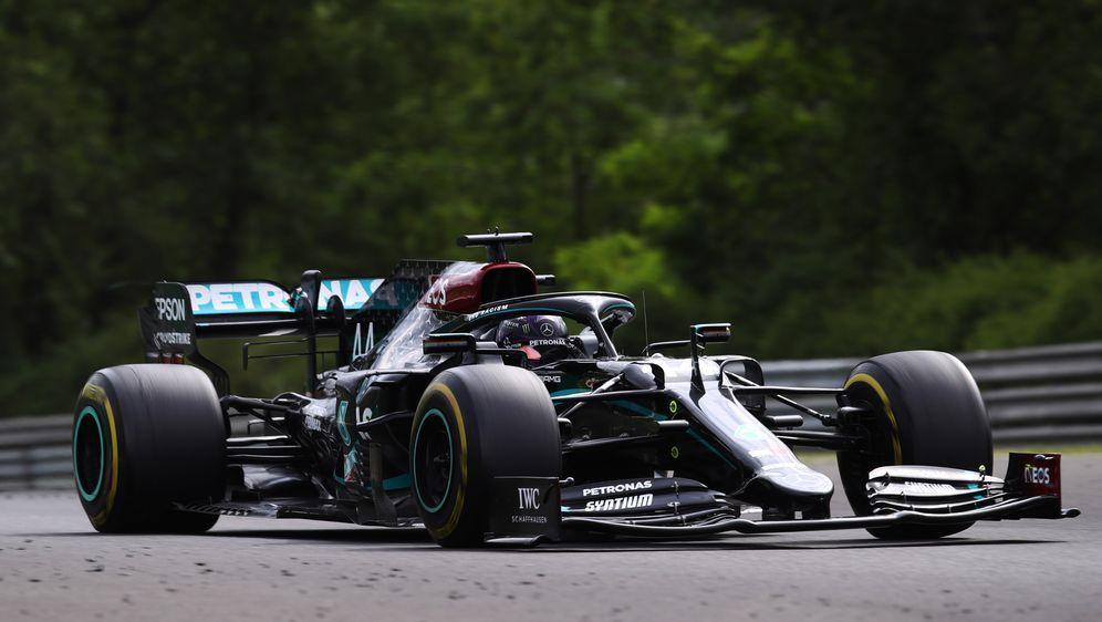 Formel 1 Heute Live Das Rennen Aus Ungarn Im Tv Und Online Stream
