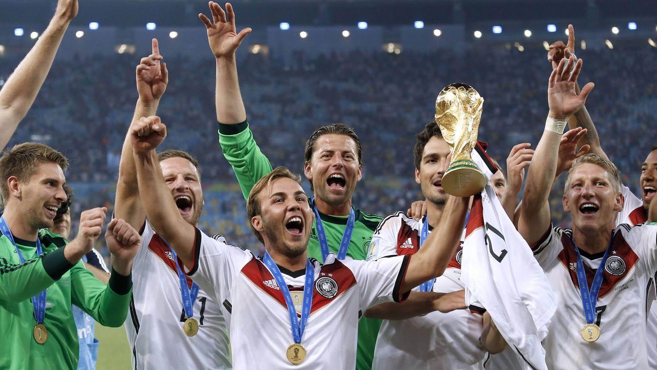 WM 2014 - Bildquelle: imago/Laci Perenyi