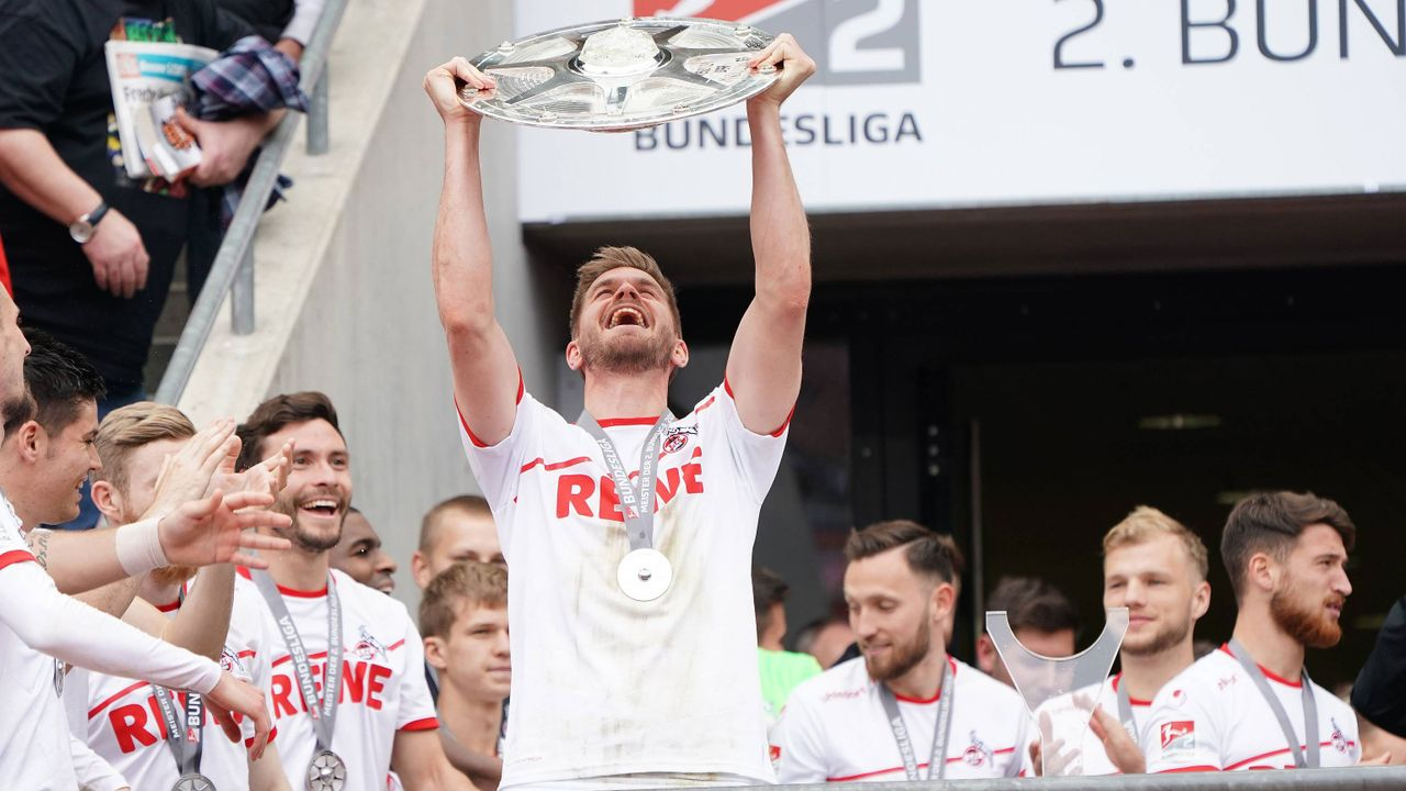 1. FC Köln 2017 - 2020, 75 Spiele, 42 Tore - Bildquelle: imago images / Nordphoto