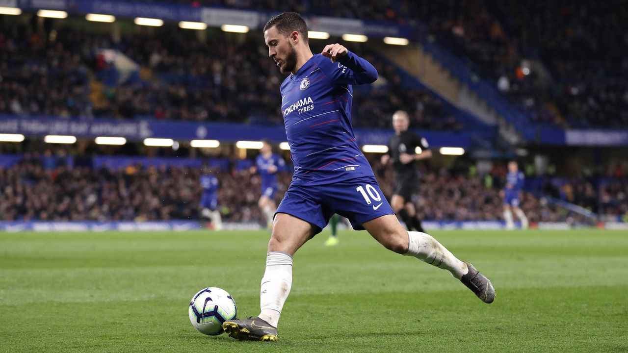 Eden Hazard (FC Chelsea)  - Bildquelle: imago images / Action Plus