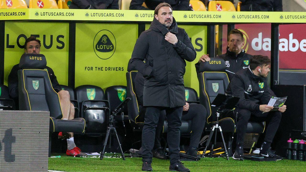 Daniel Farke (Norwich City) - Bildquelle: Imago Images