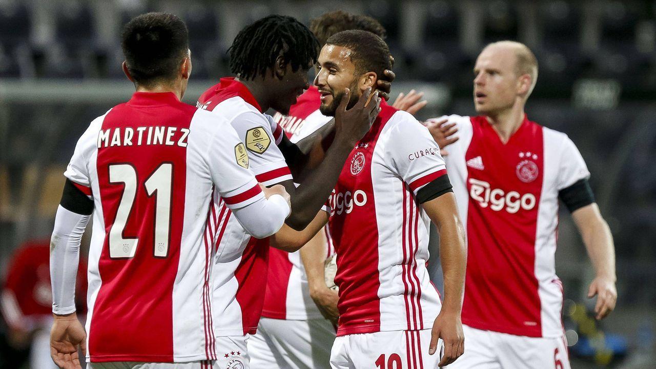 Niederlande: Ajax stellt eigenen Rekord aus - Bildquelle: imago images/Pro Shots