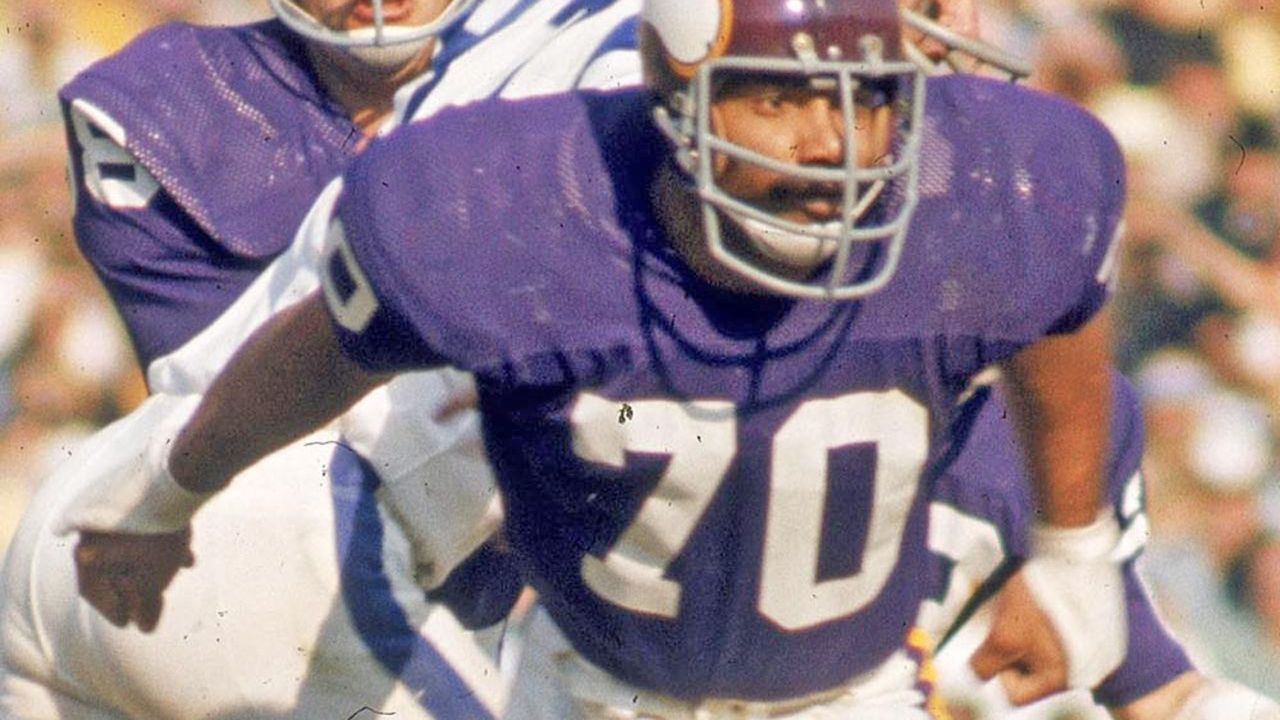 Jim Marshall (Defensive End) - 20 Saisons - Bildquelle: imago