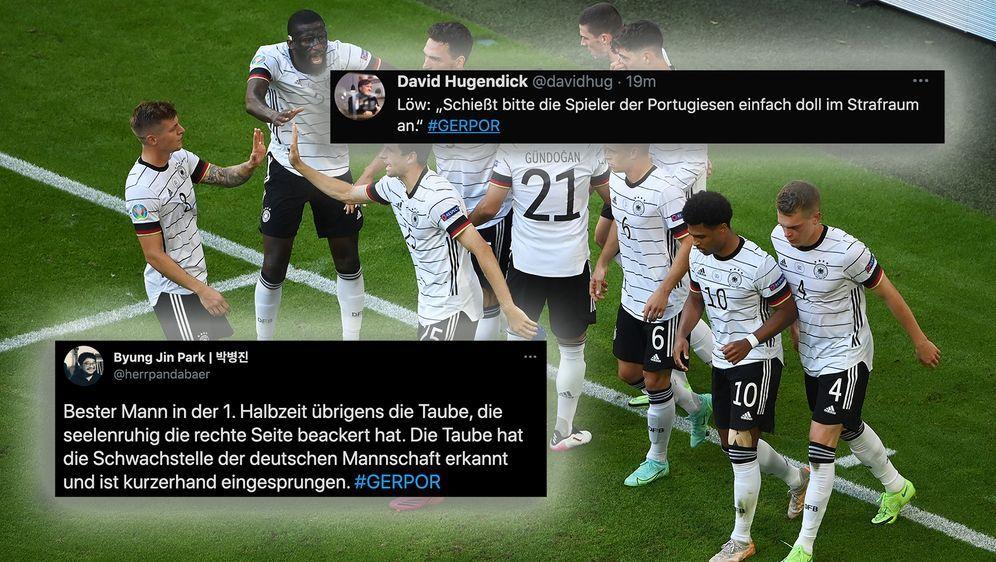 Die Netzreaktionen zum Deutschland-Spiel - Bildquelle: Getty Images