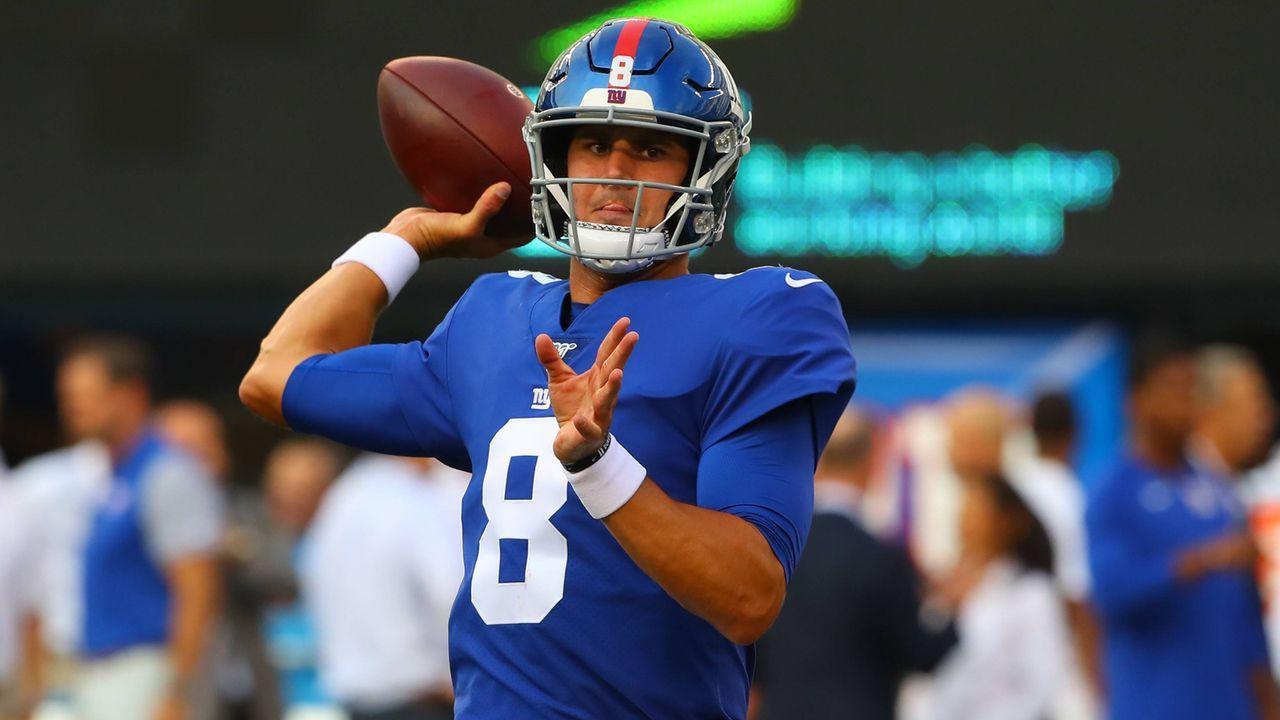 Daniel Jones (New York Giants) - Bildquelle: imago images / Icon SMI