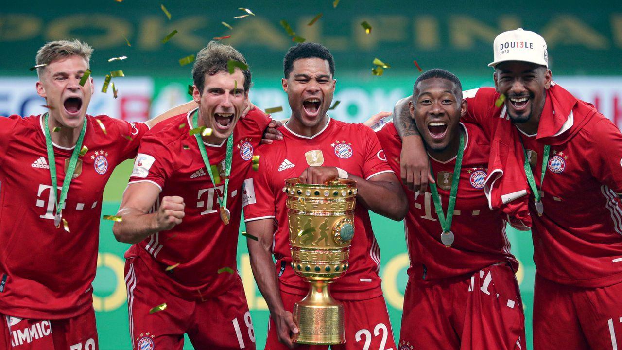 DFB-Pokal Auslosung - Bildquelle: 2020 Getty Images