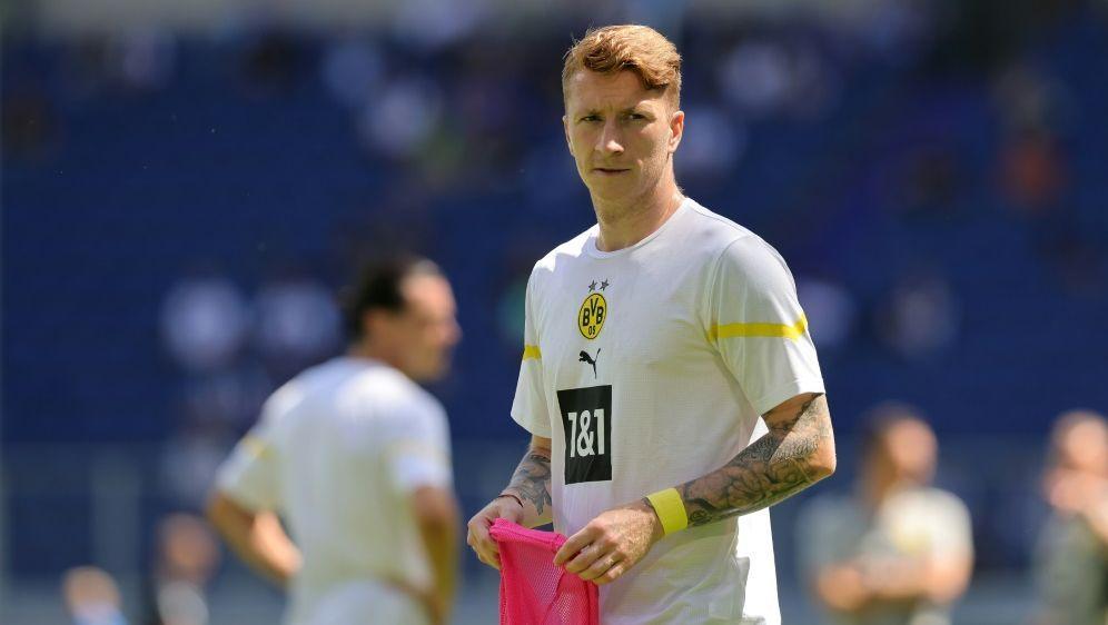 Borussia Dortmunds Kapitän Marco Reus - Bildquelle: FIROFIROSID