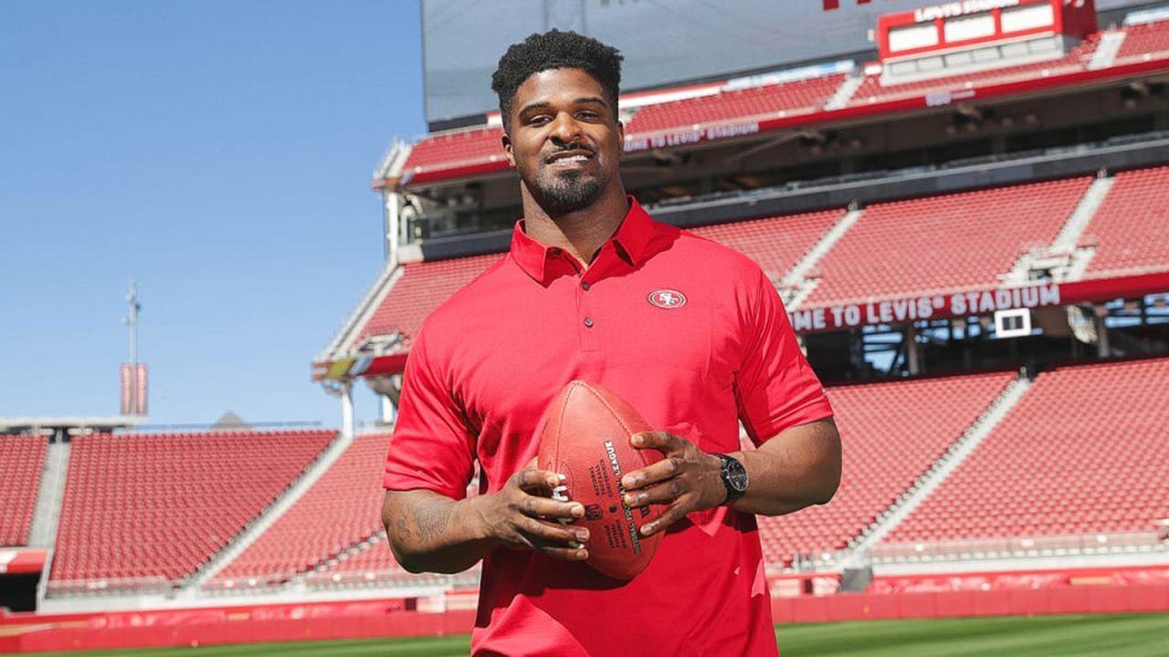 San Francisco 49ers: Dee Ford - Bildquelle: San Francisco 49ers