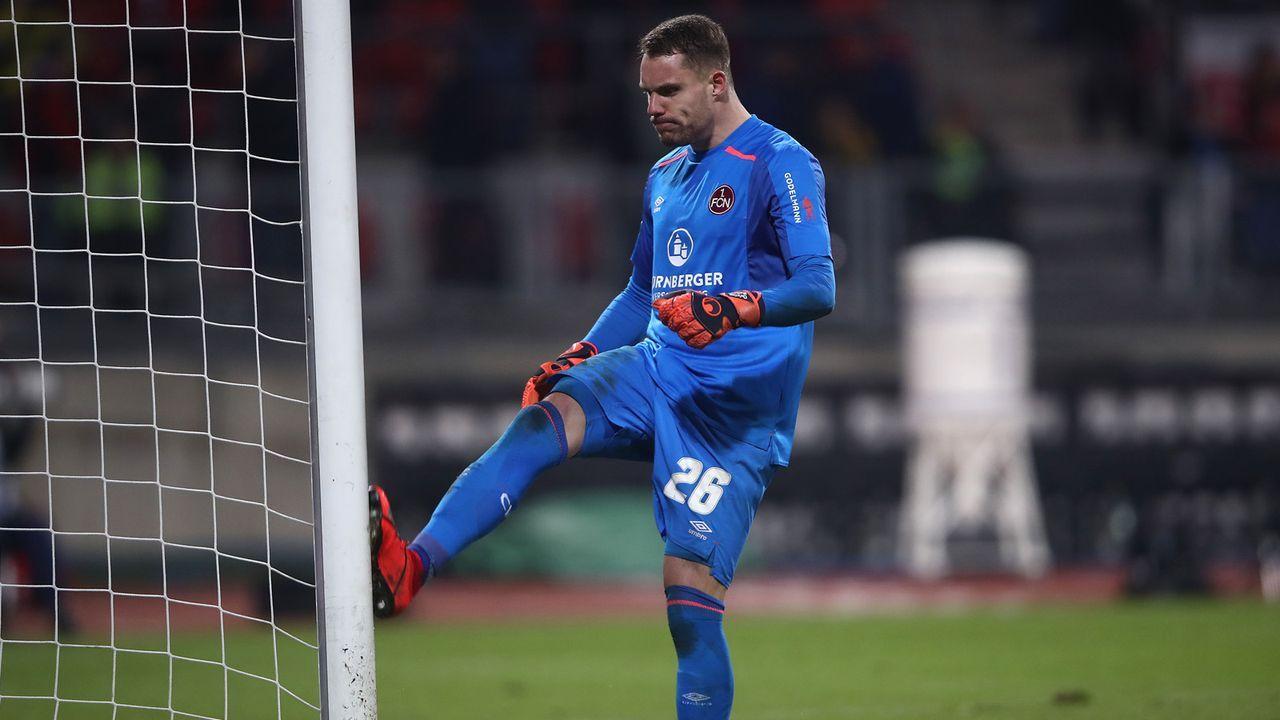 7. Platz: 1. FC Nürnberg - Bildquelle: 2019 Getty Images