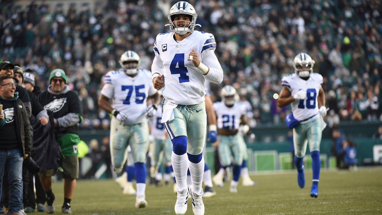 Dallas Cowboys – die Draft Needs - Bildquelle: imago images/Icon SMI
