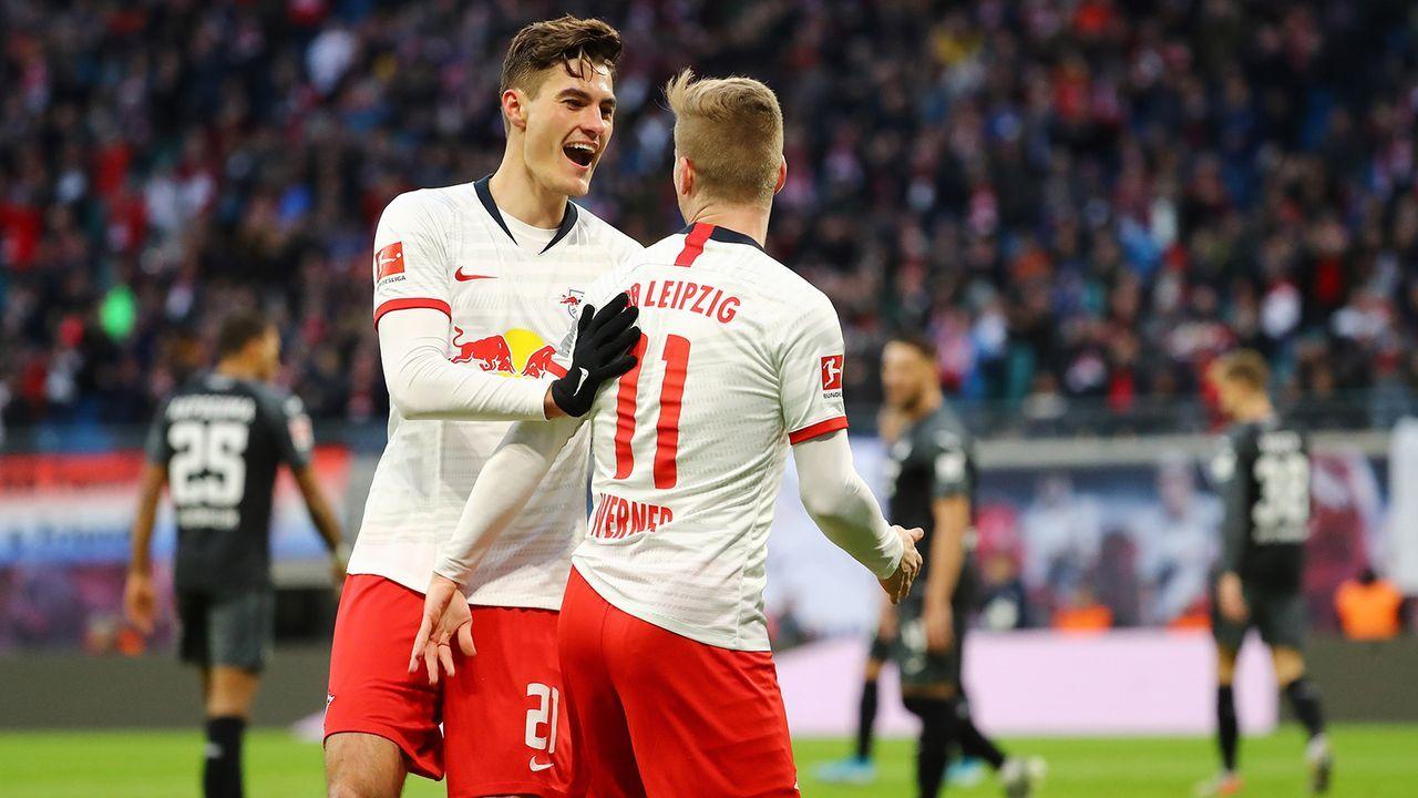 Auslaufende Verträge: RB Leipzig - Bildquelle: Imago