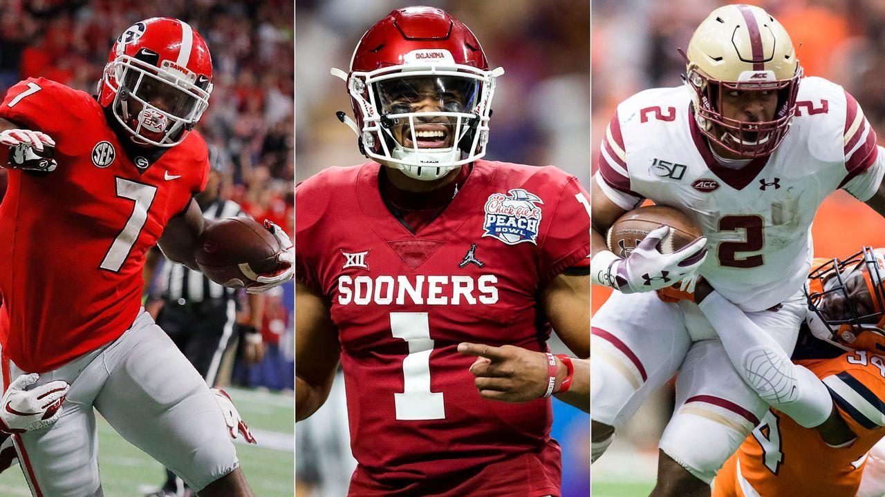 NFL Draft: Die größten Überraschungen der ersten beiden Tage - Bildquelle: Getty Images