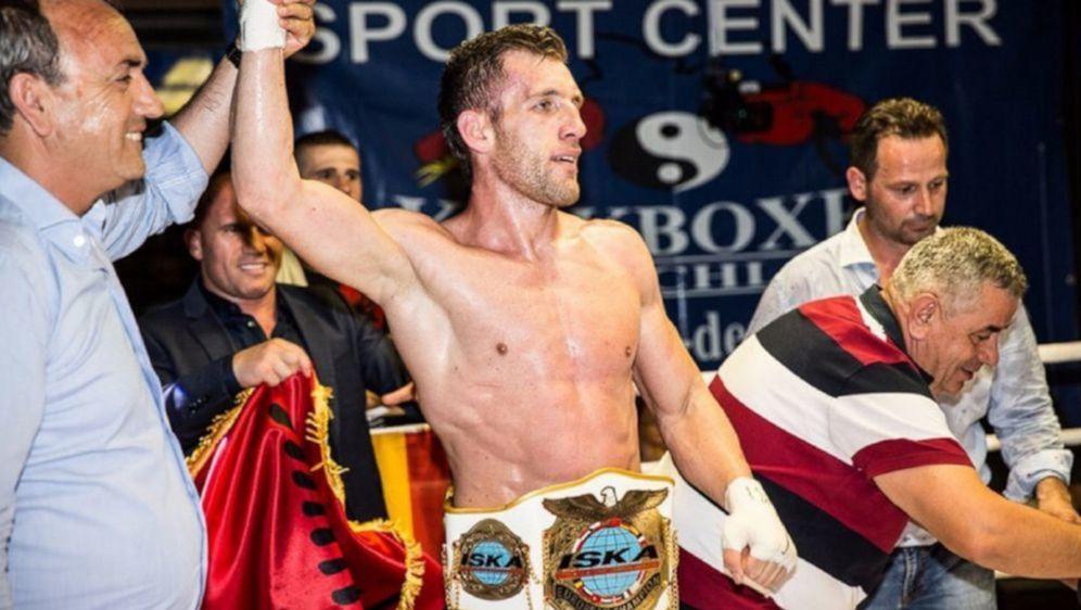 Ferit Keta ist auch nach dem zwölften Box-Kampf noch ungeschlagen - Bildquelle: Keta Sportspromotion