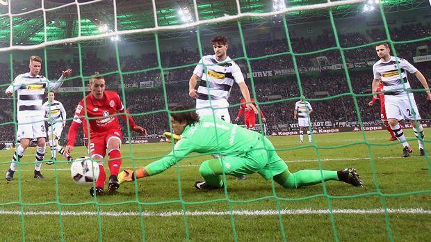 14. Spieltag: Borussia Mönchengladbach - 1. FSV Mainz 05 1:0 - Bildquelle: 2016 Getty Images