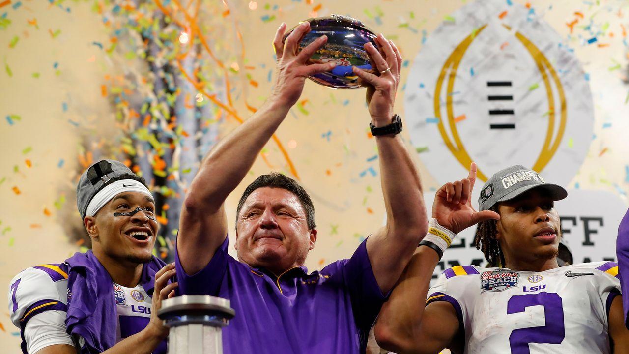 Die Top-Gehälter der Trainer im College Football - Bildquelle: Getty Images