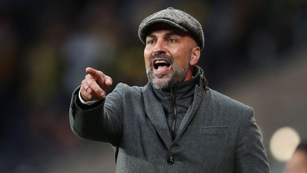 Stand in der Bundesliga bei knapp 140 Spielen als Trainer an der Seitenlinie... - Bildquelle: Getty Images
