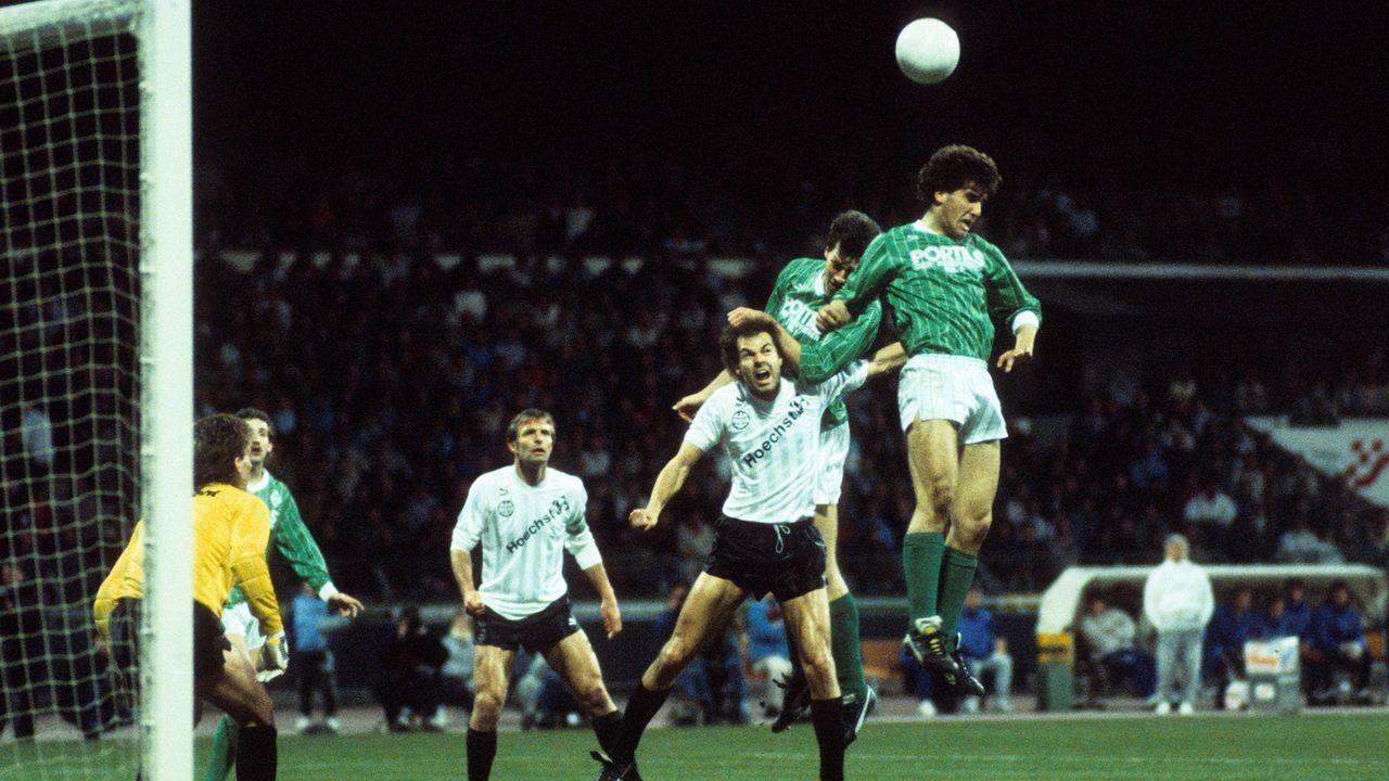 Ungeschlagene Bremer seit 1988 - Bildquelle: imago sportfotodienst