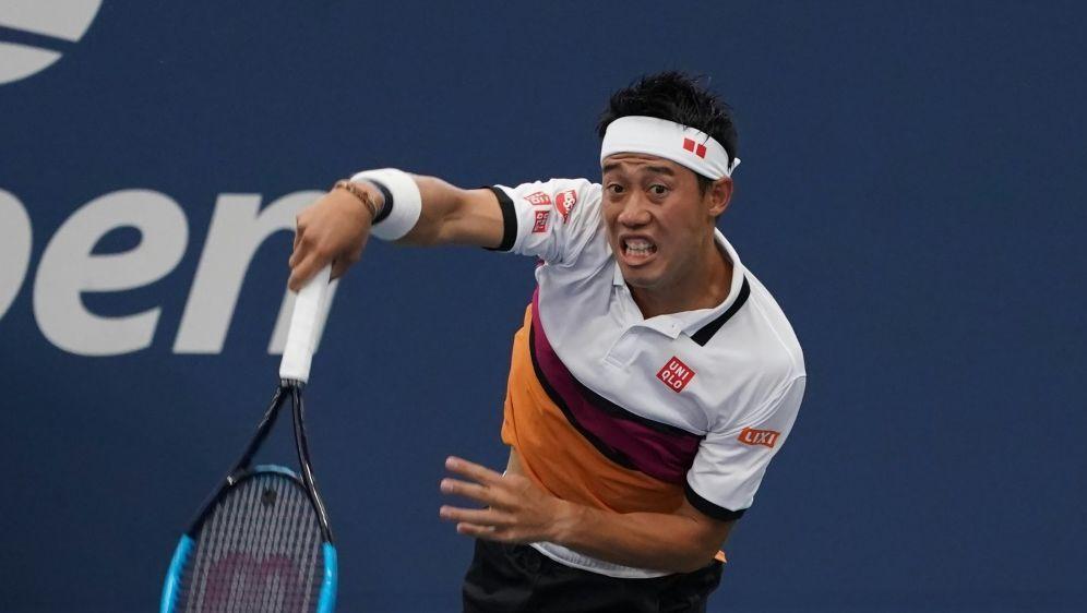 Kei Nishikori tritt nicht bei den US Open an - Bildquelle: AFPSIDTIMOTHY A. CLARY