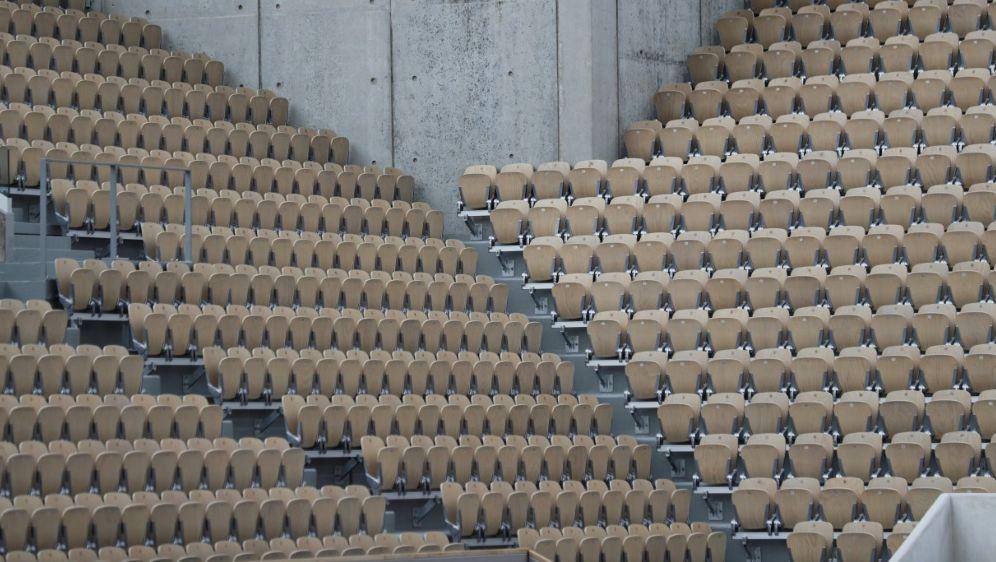 Der Court Suzanne Lenglen fasst normal 10.000 Zuschauer - Bildquelle: AFPSIDTHOMAS SAMSON