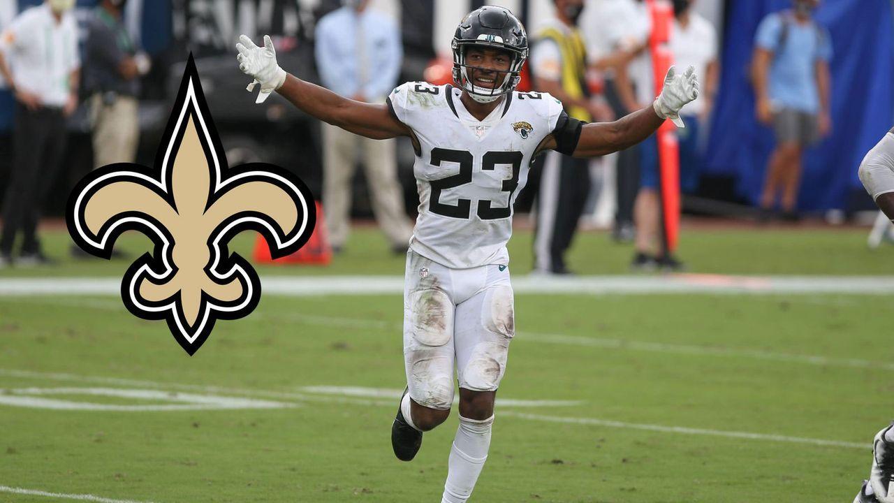 C.J. Henderson (Jacksonville Jaguars) - Bildquelle: Imago Images