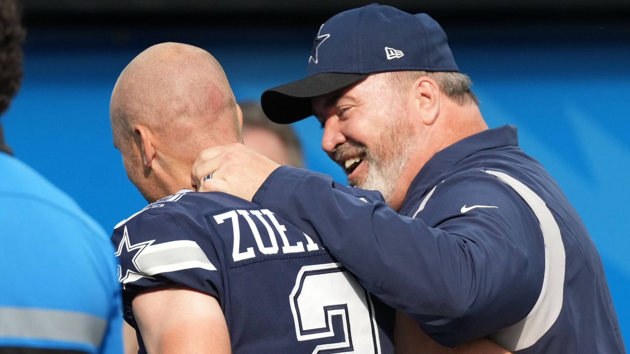 Kurioser Dallas-Sieg: Game-Winning-Field-Goal war nicht geplant - Bildquelle: imago