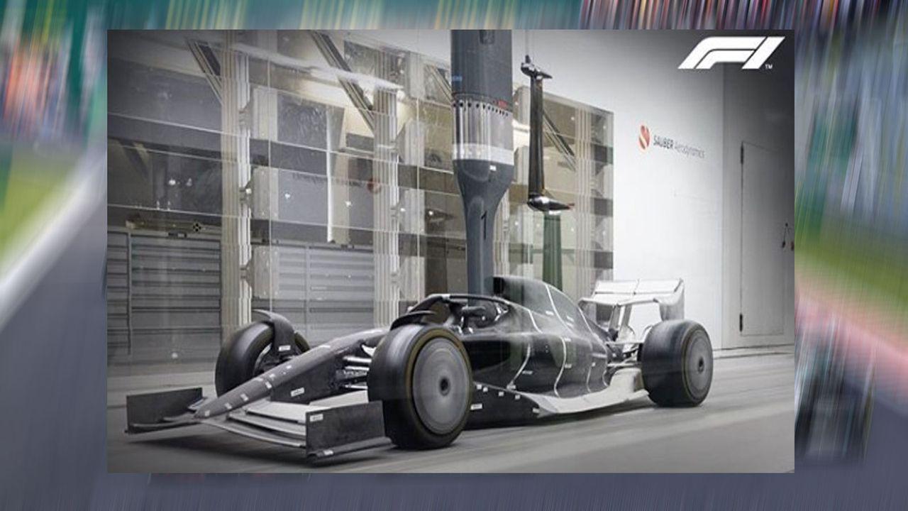 Formel 1: So sehen die Boliden 2021 aus - Bildquelle: Getty Images, Instagram/@f1