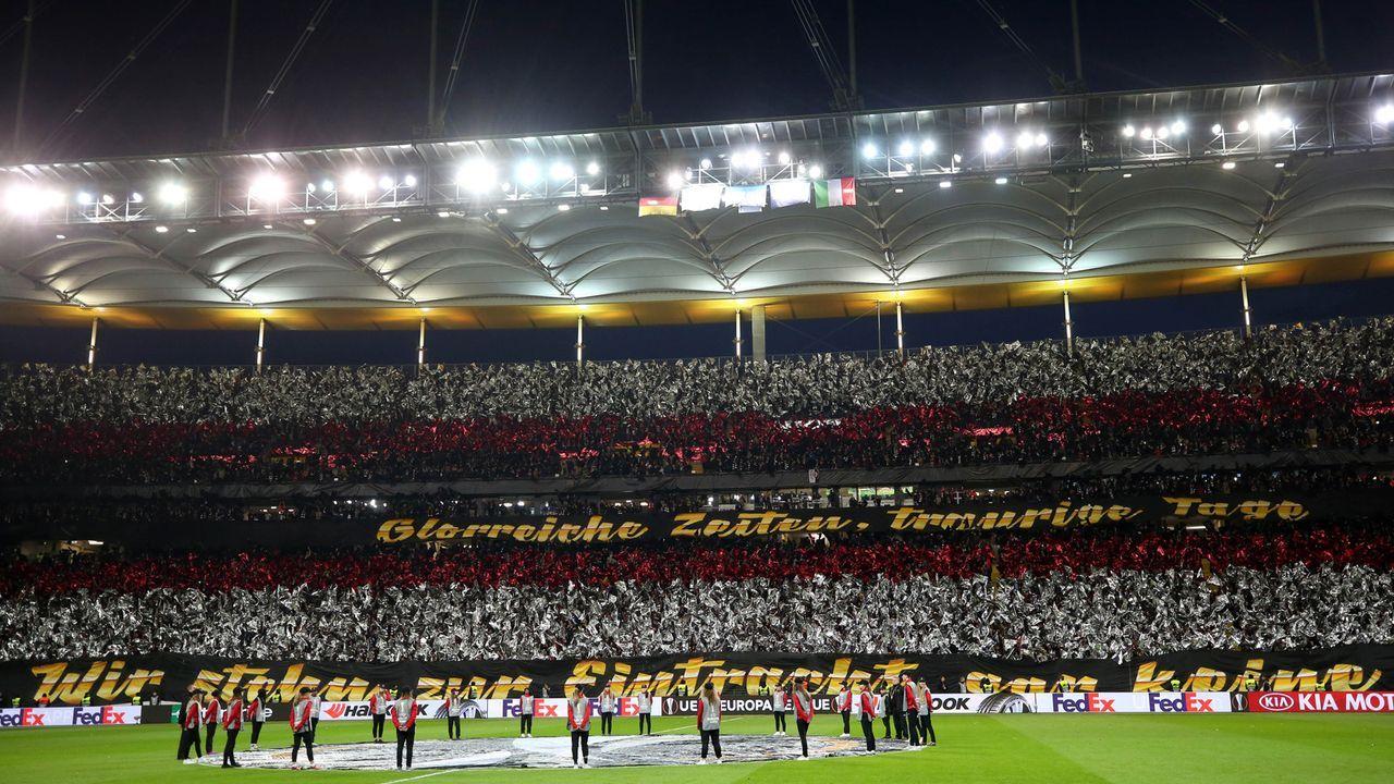 Heimspiel gegen Inter Mailand (7. März 2019) - Bildquelle: 2019 Getty Images