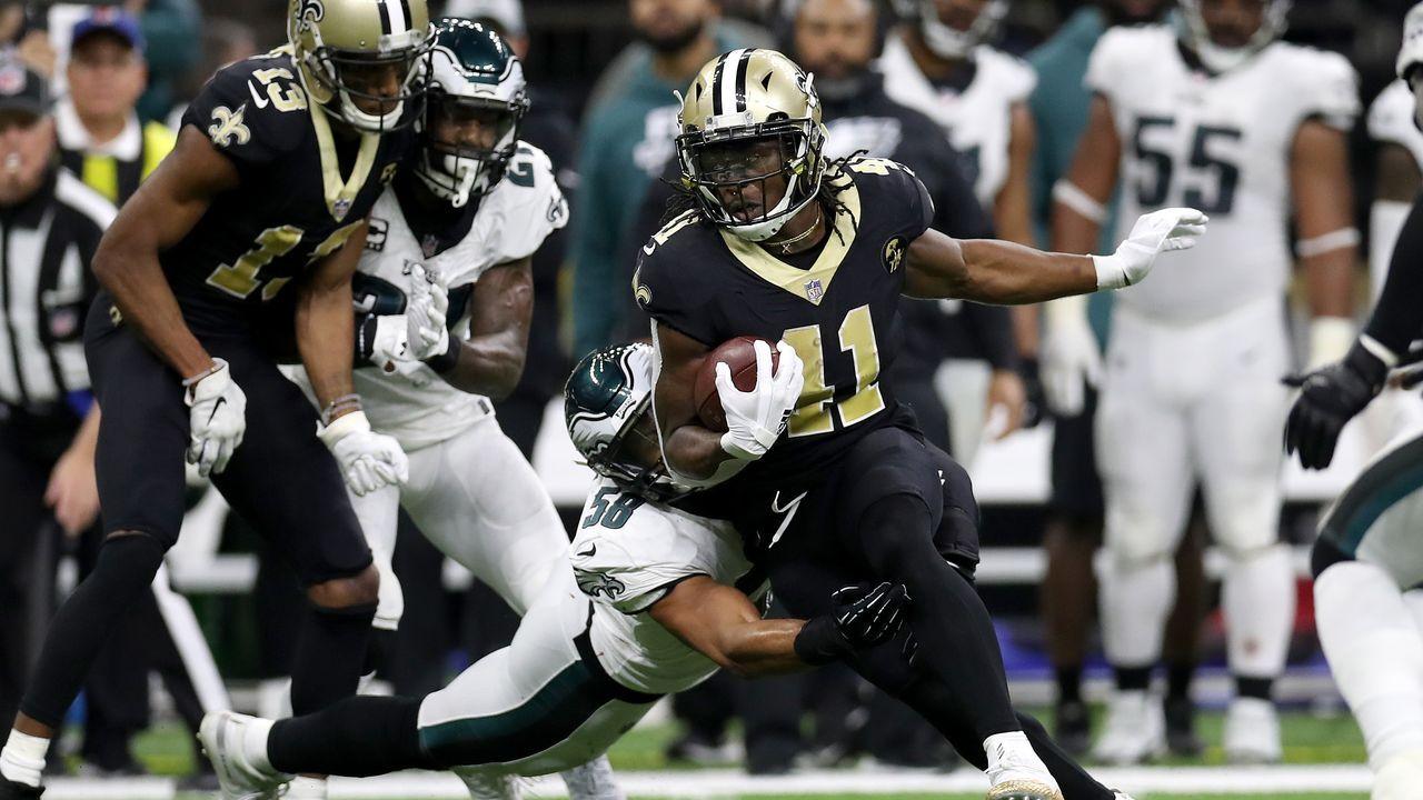 14. Spieltag: New Orleans Saints @ Philadelphia Eagles  - Bildquelle: 2019 Getty Images