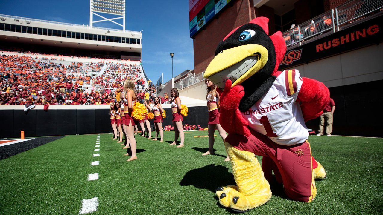 Iowa State Cyclones: Der Teamname
