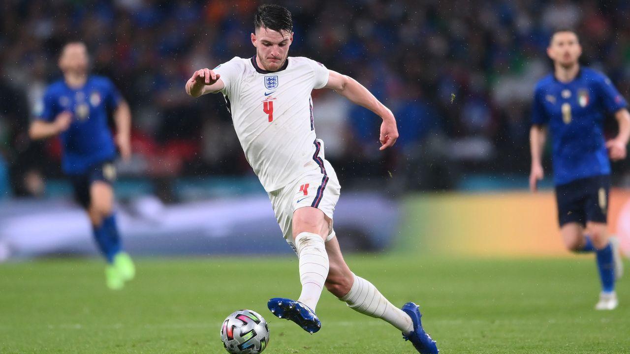 Mittelfeld: Declan Rice (England) - Bildquelle: 2021 Getty Images