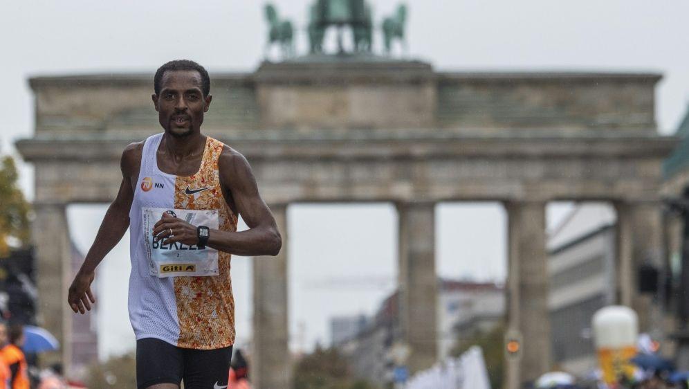 Kenenisa Bekele muss den Marathon in London absagen - Bildquelle: AFPSIDJOHN MACDOUGALL
